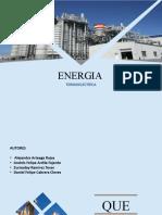 Energia Termoelectríca