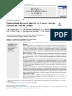 Revista Gastroenterología Mexico