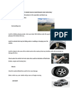 CARRY OUT MINOR VEHICLE MAINTENANCE AND SERVICING (Autosaved).docx