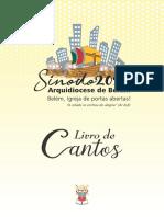 Sínodo2020-Livro-de-Canto