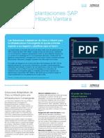 Eleve sus Implantaciones SAP con Cisco & Hitachi Vantara.pdf
