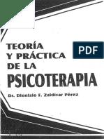 Teoria y Practica de la Psicoterapia Dr. Dionisio F. Zaldivar Perez.pdf