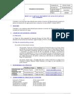 TDR_39 Mantenimiento de planta de tratamiento de agua