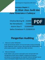 Resume Ch.1