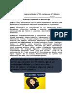 4° básico_guía aprendizaje_ N°15