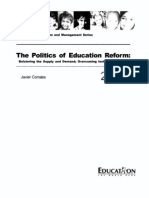 The_politics_of_ed_reform_EN98