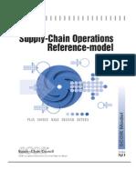 Supply Chain Operation (SCOR-8)