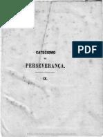 Catecismo de Perseveranca - Tomo 09