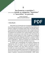 Sobre bonecas e carrinhos - Desconstruindo as categorias feminino e masculino no passado..pdf