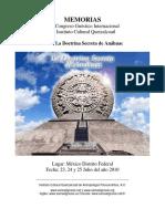 congreso_2010-La Doctrina Secreta de Anáhuac