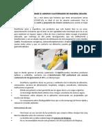 Cómo usar y preparar el amonio cuaternario de manera segura