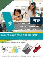 PRESENTACION MODELO PEDAGOGICO