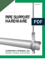 Carpenter & Patterson Pipe Hangers