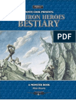 WW16156 - The Iron Heroes Bestiary (OCR)