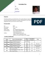 CV Jayesh Jan 2011