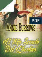 1. Annie Burrows - El Hijo Secreto Del Libertino