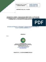 ESTUDIO DE TRÁNSITO FDLC-113-2016 - V1