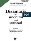 Luigi m bianchi dizionario italiano dei termini txt grammatica essenziale della lingua italiana fandeluxe Images