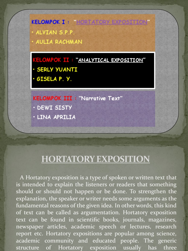 Recomendasi Text Inggris Corruption Narrative