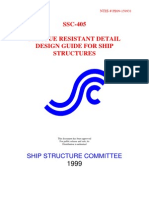 Fatigue Resistant Detail Design Guide for Ship Structures