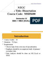 NTCC Dissertation-MSDS600-Guidelines.pptx