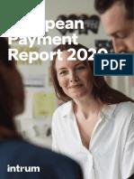 Raportul European al Plăților, ediția România 2020