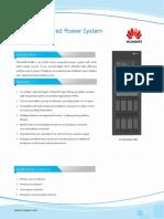 TP48400B-N18B3 Indoor Integrated Power System Datasheet