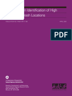 Guidelines for identifying high pedestrian crash locations.pdf