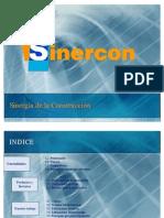 Prresentación Sinercon 2010 español