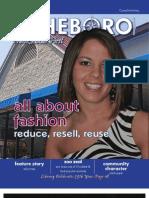 Asheboro Magazine, January 2011, Volume 1, Issue 6