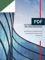 Liquidación de sociedades en épocas de COVID-19 - BDO