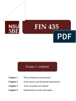FIN-435-Exam-1-slides