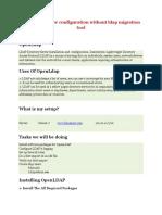 Ldap Server Configuration.pdf