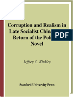 Corruption and Realism in Late Socialist China The Return of the Political Novel by Jeffrey Kinkley (z-lib.org)