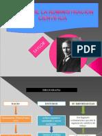 teorias administracion
