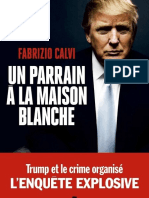 Un Parrain à La Maison Blanche - Fabrizio Calvi- (Albin Michel)