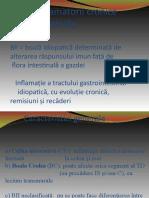 colita ulcerativa si boala Crohn