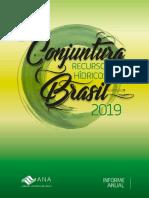 Cojuntura dos recursos hidricos no Brasil - 2019.pdf