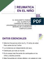 FIEBRE REUMATICA EN EL NIÑO 2020 _ Power Point)