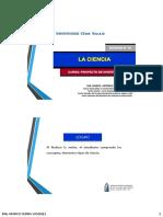 S01-LA CIENCIA-PROYECTO DE INVESTIGACION