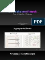 DeFi is the New Fintech