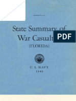 WWII Florida Navy Casualties