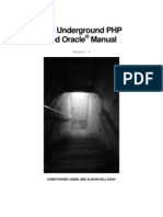 Oracle Php Manual