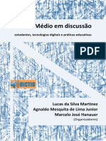Livro_Ensino Médio em Discussão