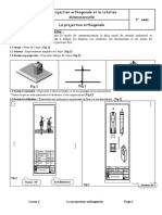projection orthogonale2