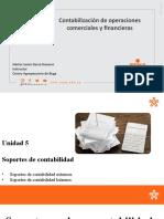 CLASE SOPORTES DE CONTABILIDAD