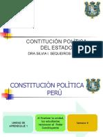SEMANA  4 EL PODER CONSTITUYENTE NATURALEZA FORMAS