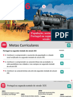População, sociedade e arte em Portugal na segunda metade do século XIX