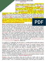 GÁLATAS 3.15-24 LA GRACIA EVANGELICA DE LA LEY - ARMONÍA ENTRE LA PROMESA Y LA LEY.docx