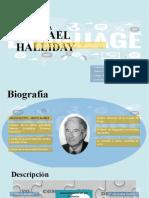 Michael Halliday Funcionalismo